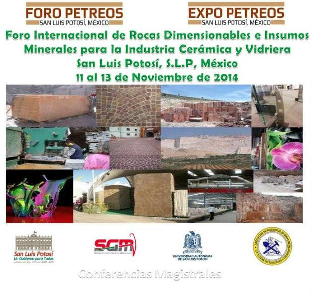 Inicia Foro Internacional de Rocas Dimensionables