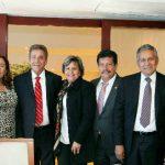 Toranzo busca apoyo en Congreso de la Unión para presupuesto 2015