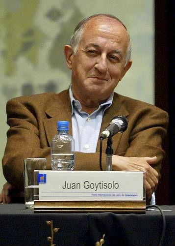 A Juan Goytisolo, el premio Cervantes