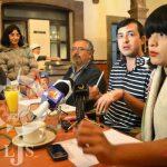 Detención de Abarca, movimiento político, señala Praxis Combativa