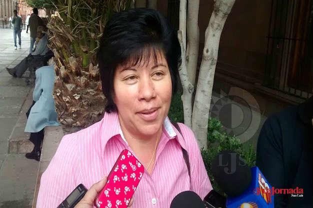 Visitas de migrantes van a la alza en SLP: Peggy Cabrera