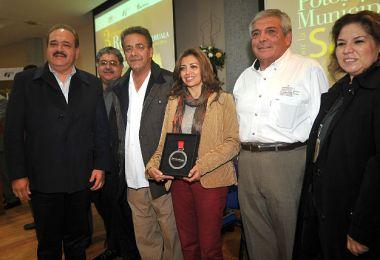 Recibe DIF Municipal segundo reconocimiento por labor social