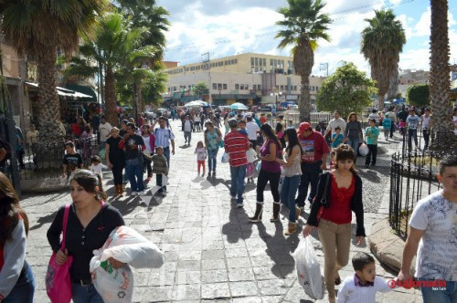 El desalojo no resuelve problema del ambulantaje: Pérez Alonso