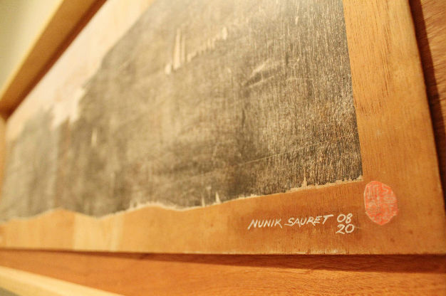 El Museo de Arte Contemporáneo de SLP presenta exposición de Nunik Sauret