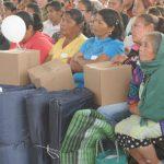 Habilitan dos albergues en Bocas para alojar a migrantes