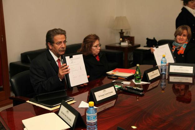 Fortalece Coespo temas relevantes para la entidad, asegura Toranzo