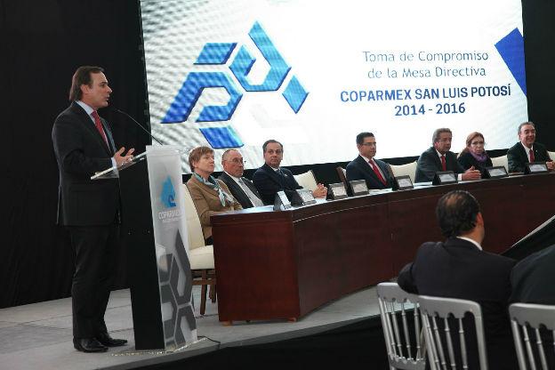 Vienen nuevas inversiones  para San Luis: Coparmex
