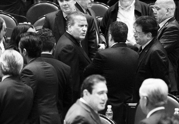 Diputados de AN y PRD frenan la reforma del sistema anticorrupción