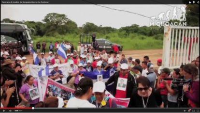 Adelanto de documental sobre caravana de madres de centroamericanos desaparecidos en México