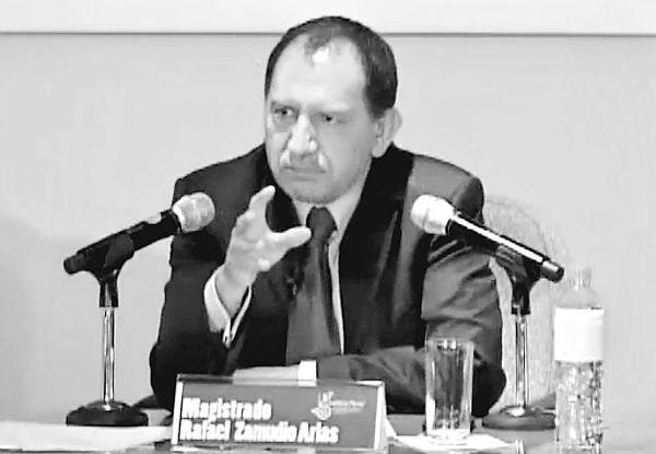 Denuncia el CJF al magistrado Rafael Zamudio por abuso sexual