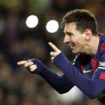 Lionel Messi, primer jugador en anotar 400 goles con el Barcelona