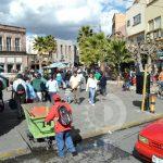 El desalojo de ambulantes no es definitivo, aclara Nieto Navarro