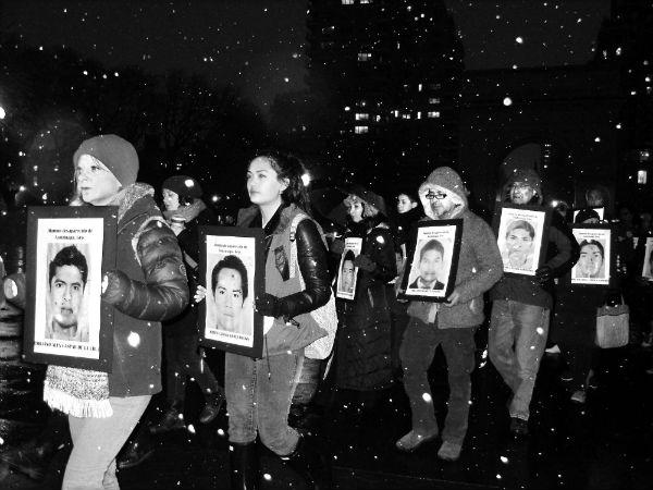 La violencia de Estado en México y EU, producto de  neoliberalismo y militarismo
