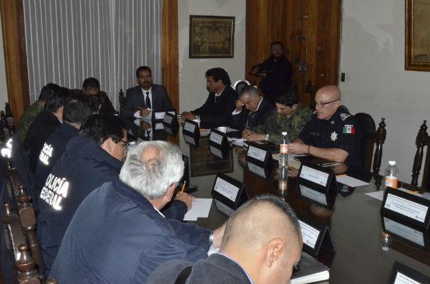 Continúa el reforzamiento de seguridad entre SLP y Zacatecas