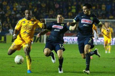 Tigres triunfa en el Volcán y llegará con ventaja de 1-0 a la final en el Azteca