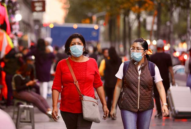San Luis Potosí reporta primer caso positivo de coronavirus